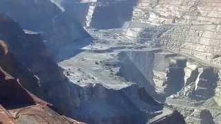 The Super Pit Open Cut Gold Mine Kalgoorlie Western Australia