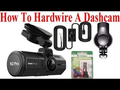 How To Hardwire A Vantrue N2 Pro And Other Dash Cams