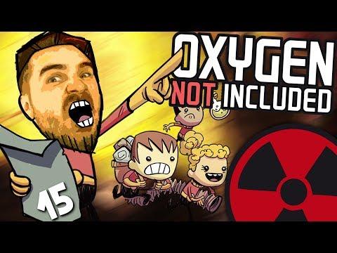 OXYGEN NOT INCLUDED - #015: Die Chaosrunde des unfassbaren Versagens ☢ [Lets Play - Deutsch]