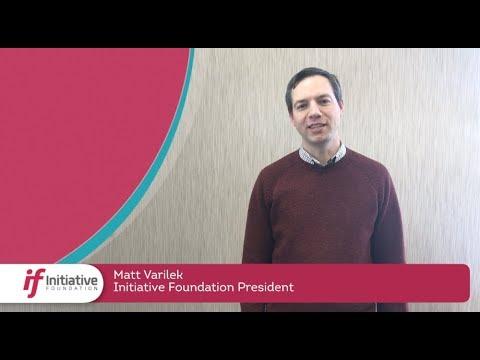 Matt's Varilek's February 2018 Initiative Foundation Update