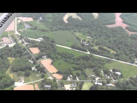 The Christine Zimmerman Estate Aerial Tour - Hancock County, IL