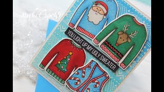 Simon Says Stamp | Ugly Christmas Sweaters