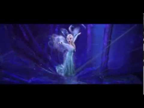 La reine des neiges fan extrait vf elsa construit son palais youtube - La reine elsa ...