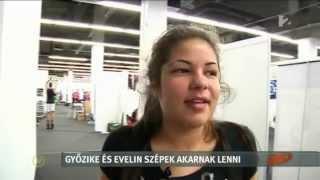 """Gáspár Evelyn: """"a szüleim nem loptak, mint egy-két képviselő"""" - tv2.hu/aktiv"""