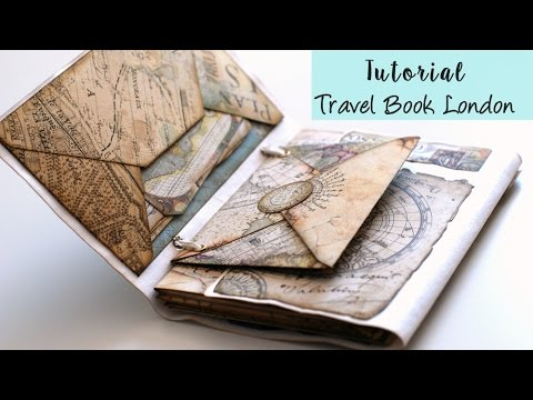 Tutorial Travel Book London - Día del Padre