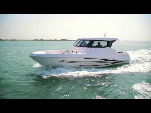 The All-New Silvercraft 31 HT