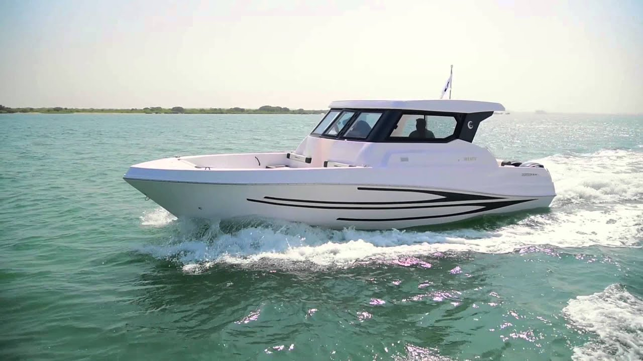The all new silvercraft 31 ht youtube for Gulf craft boats for sale