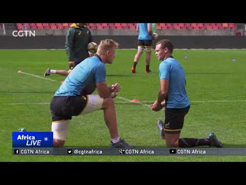 Rugby championship: South Africa to face Argentina in opening game