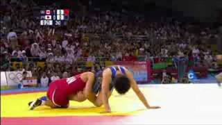 Canada vs Japan - Wrestling - Women's 48KG Freestyle - Beijing 2008 Summer Olympic Games