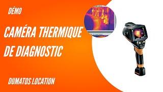 CAMERA THERMIQUE DE DIAGNOSTIC ECO vidéo