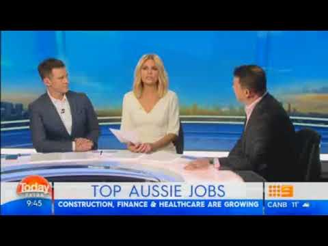 Australian Industries where jobs are booming
