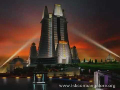 ISKCON Bangalore Krishna Lila Theme Park