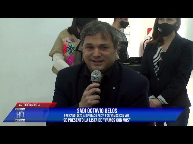 Se presentó en Cnel Rosales la lista oficial de Vamos Con Vos
