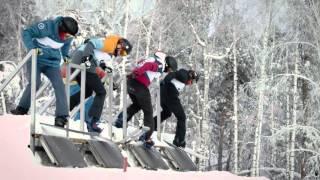 Этап Кубка мира по сноуборд-кроссу в «Солнечной долине»