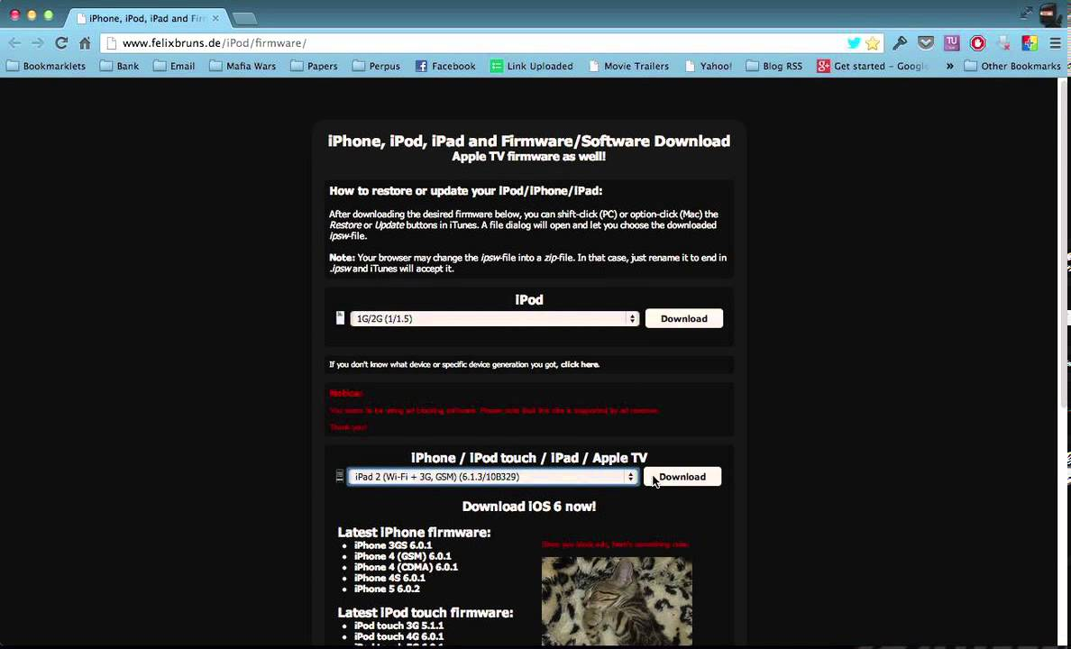 how to update software on iphone ios firmware update without itunes 19252