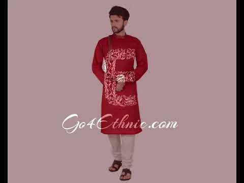 INDIAN Traditional Dressing for Men Kurta - Diwali Special Men's Fashion