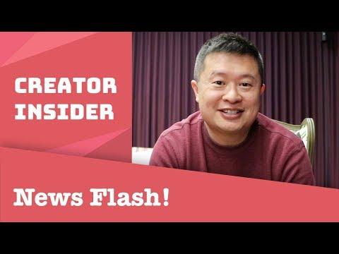 YouTube News Flash 6!