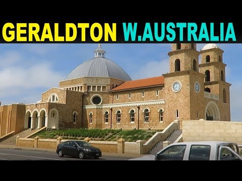 A Tourist's Guide to Geraldton, Western Australia