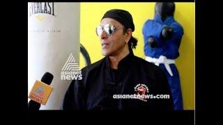 Babu Antony teaching Martial Arts in America   America Ee Azhcha 18 Fe