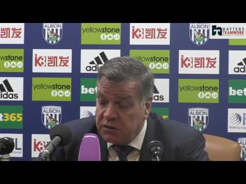 Allardyce: Afters? I'll show you afters!
