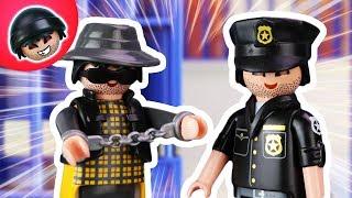 KARLCHEN KNACK - Johnys Verhaftung! - Playmobil Polizei Film #87