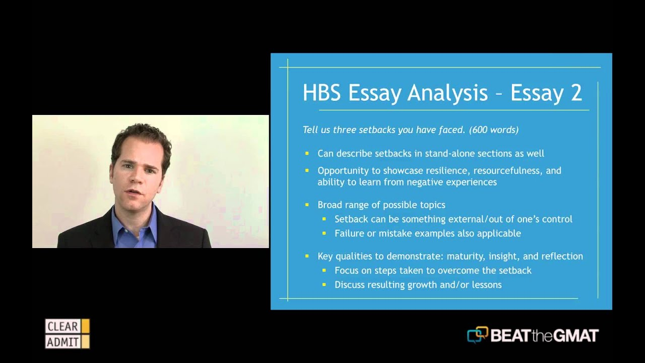 harvard mba 2012 essays Follow these guidelines to write an essay that gets you accepted to harvard your candidacy for the harvard business school mba in 2012 with an.