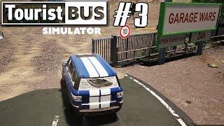 Tourist Bus Simulator #3 | Expanding the Business | PC Gameplay