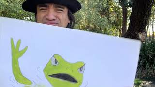 The Frog And The Scorpion Van Sereno