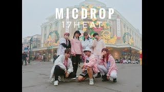 [KPOP IN PUBLIC CHALLENGE] BTS (방탄소년단) - MIC Drop Dance Cover by 17HEAT from Vietnam