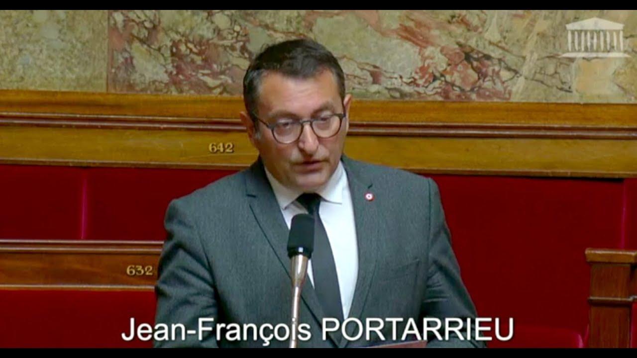 JEAN-FRANCOIS PORTARRIEU - Question Orale Sans Débat - 12 06 2018