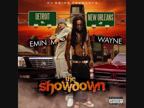 Lil wayne - Drop the world Ft. eminem/Fast version