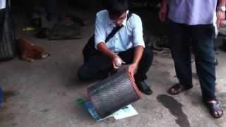 """Sử dụng """"eco-Spray """"tại hợp tác xã vận tải Hồng Hà , quận 6 Hồ Chí Minh...."""