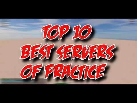 👉 ¡TOP 10 PRACTICE PVP SERVERS | UPDATED To 2019! | Pot PvP SERVERS