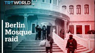 Turkey condemns police raid on Berlin's Mevlana Mosque