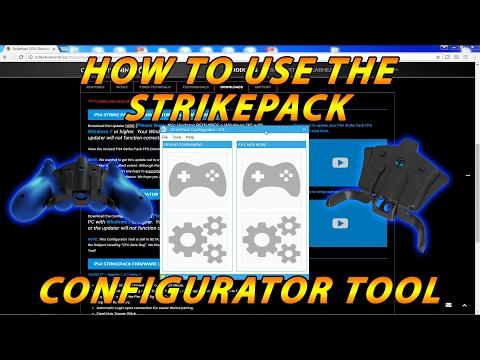ps4-strikepack-configurator-tool---full-tutorial,-how-to-&-testing