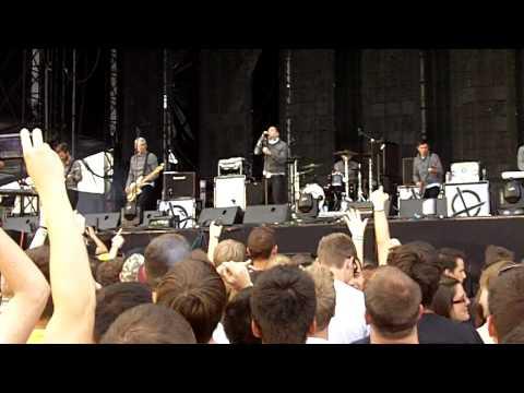 Lostprophets - Bring 'Em Down live @ Volt Fesztivál 2012