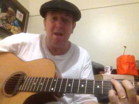 Piedmont Blues Guitar Lesson #1  Getting the thumb working
