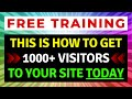 How to Promote your Business or Blog Online on Facebook  Twitter and Social media Websites for FREE