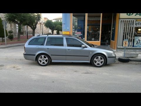 skoda octavia combi 4x4 tuning by ppdesign youtube. Black Bedroom Furniture Sets. Home Design Ideas