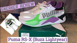 "VLOGMAS 2019 🎄   DAY 15 PUMA RS-X ""BUZZ"