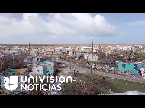 Barbuda: La isla que quedó inhabitable luego del paso del huracán Irma