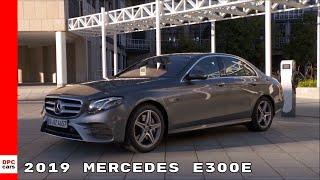 2019 Mercedes E300e Sedan EQ