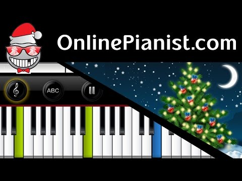 Frank Sinatra - Have Yourself a Merry Little Christmas - Piano Tutorial & Sheets (Easy Version)