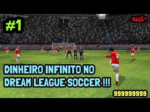 Como ter dinheiro infinito no Dream League Soccer #1