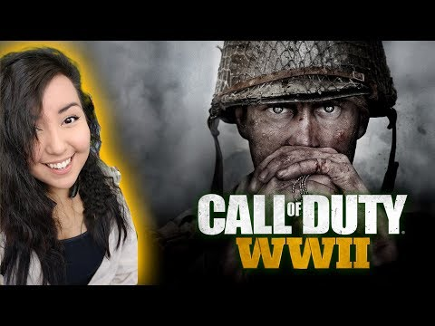 Call of Duty WWII Live Gameplay! || Beta on PS4 - Come Say hi!