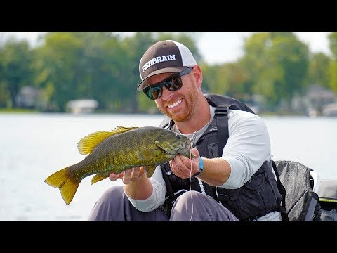 Fishing For Walleye & Smallmouth On Oneida Lake | Field Trips New York