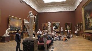 Смотреть видео 15. Питер. Русский музей. онлайн