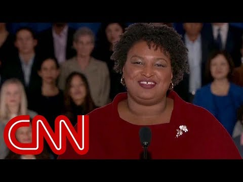 Stacey Abrams rips