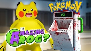 Unlocking the new Pikachu Costume with the Pondemon Grinder! New Am...