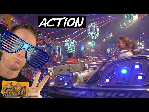 ACTION Das Spaßkarussell Ohlrogge | Funfair Blog #74 [HD]